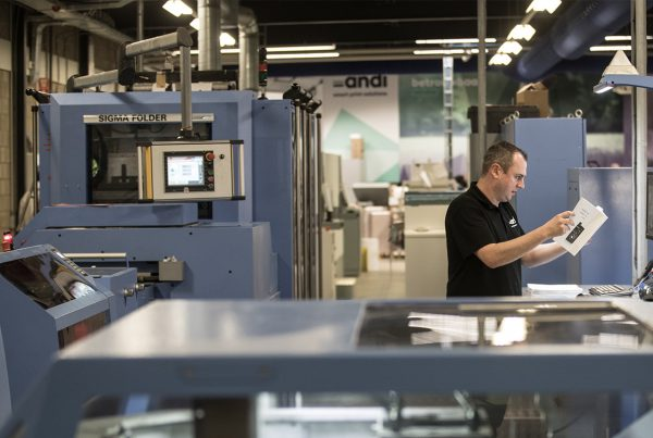 Andi Print Solutions - Medtech