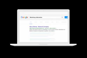 Met SEO zorg je voor een blijvend resultaat in Google.
